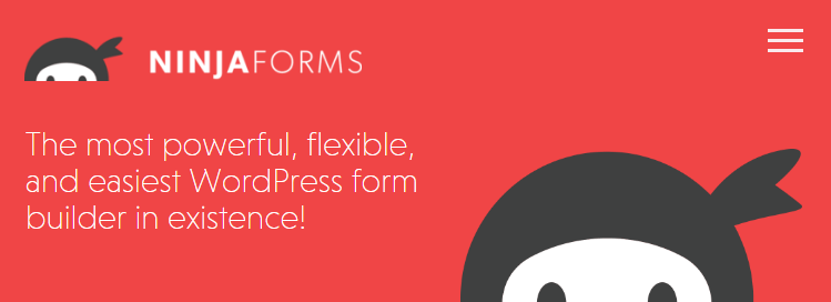 Ninja Forms Builder WordPress Plugin