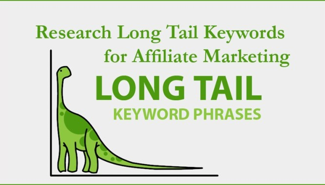 Research Long Tail Keywords for Affiliate Marketing