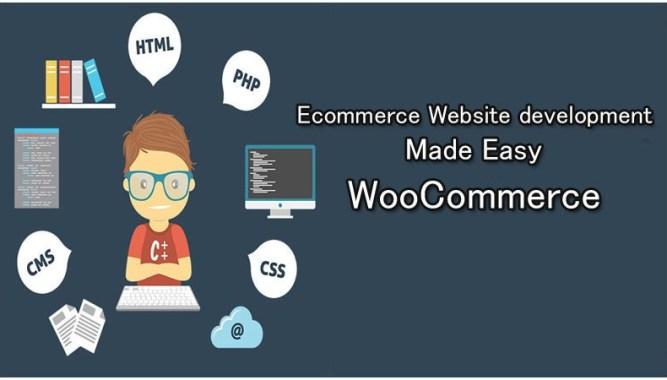 Website development Made Easy WooCommerceEcommerce