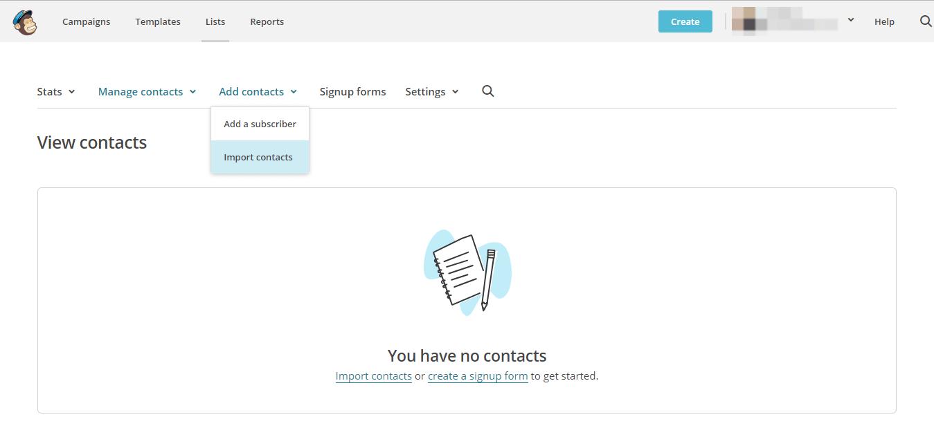 How to Get Clients - MailChimp Setup