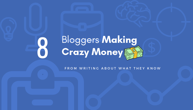 Bloggers Making Crazy Money