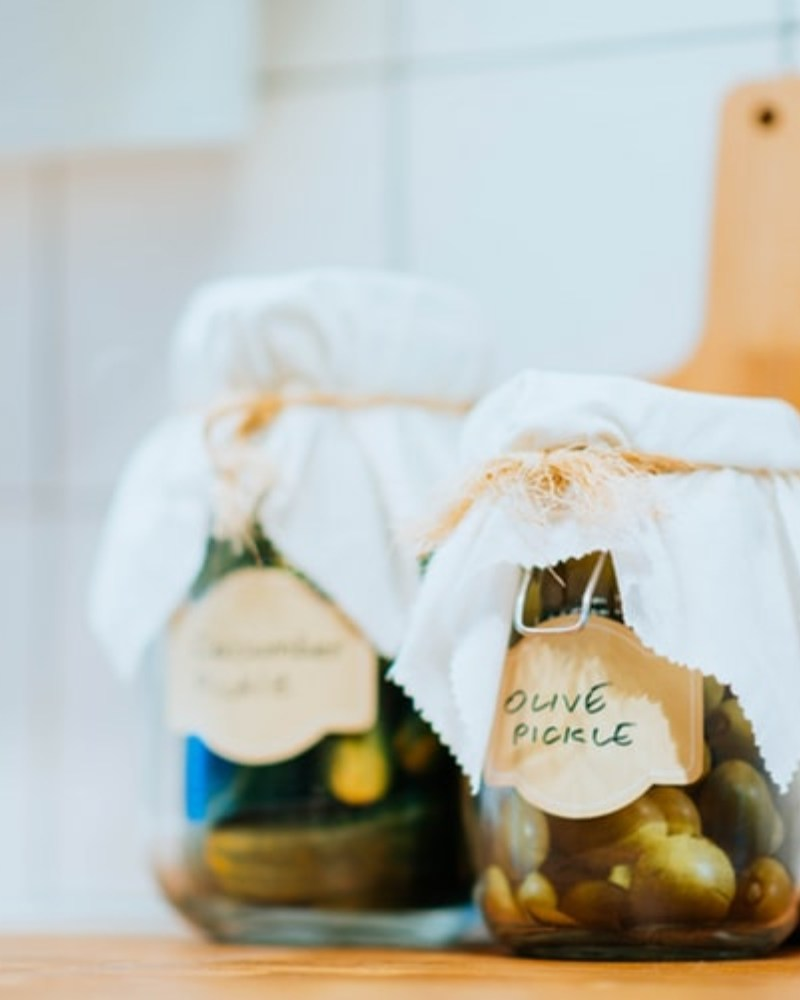 How To Organize Your Pantry For Your Fall Harvest