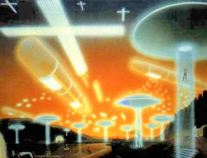 Иштар Антарес|Три волны Вознесения|О движении Сопротивления|Агарта|Галактические волны 4