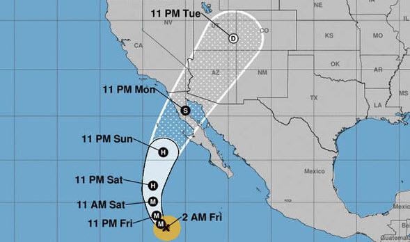 ОБНОВЛЕНИЕ ДЛЯ ЭКСТРЕННОЙ МЕДИТАЦИИ 28.09.2018 HurricaneRosaSeptember2018