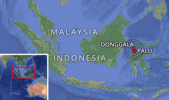 ОБНОВЛЕНИЕ ДЛЯ ЭКСТРЕННОЙ МЕДИТАЦИИ 28.09.2018 IndonesiaearthquakeSeptember28th2018
