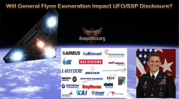 Майкл Салла: Повлияет ли освобождение генерала Флинна на раскрытие информации об НЛО / ТКП / SSP? Gen-Flynn-Exoneration-and-SSP-Disclosure-79e9c6a4-700x389
