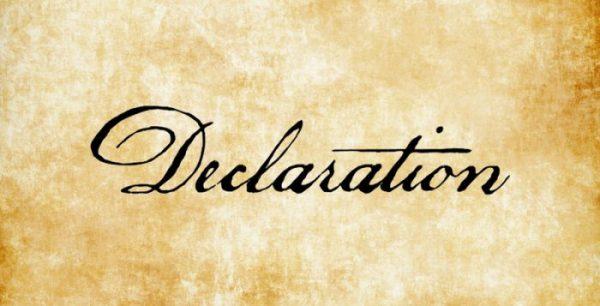 Послания человечества власть предержащим Declaration-700x357