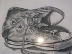 """Ella's """"Converse Shoes"""""""