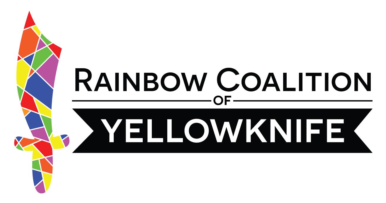 Rainbow Coalition of Yellowknife Logo