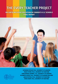 The Every Teacher Project Book Cover