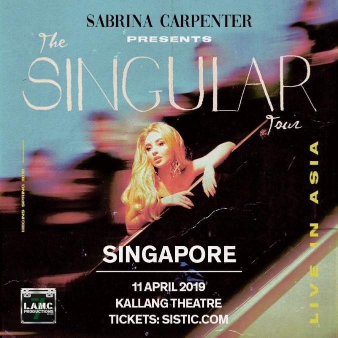 The Singular Tour