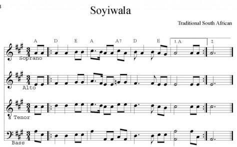 soyilwela_A - SATB