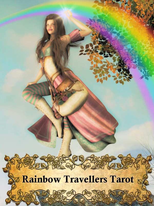 Rainbow Travellers Tarot Deck
