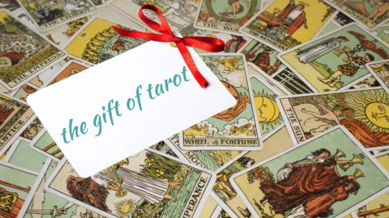 tarot is a gift
