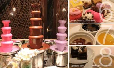 Plate 6, 7, 8: Dessert, Vikings Buffet at Mall of Asia (MOA)