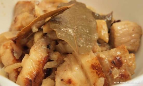 Adobo Pampango Recipe