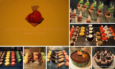 More desserts at Midas Café Buffet at Midas Hotel and Casino