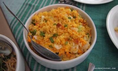 Cafe Juanita's Yang Chow Rice