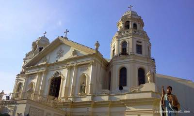 Quiapo Church, the Minor Basilica of the Black Nazarene