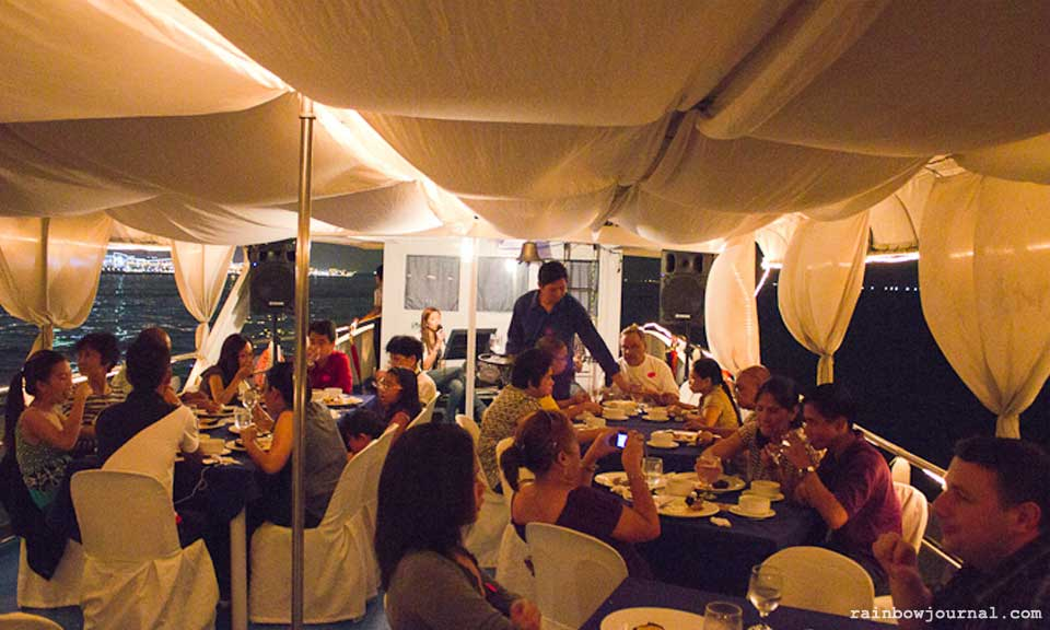 Sun Cruises' Manila Bay Sunset Dinner Cruise