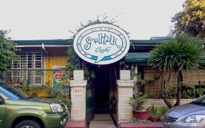 Small Talk, Big Flavors: Legazpi City's Small Talk Cafe