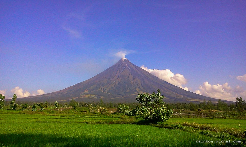 Visual Journey – Legazpi City and Surrounding Areas: The Tourist Round in One Day