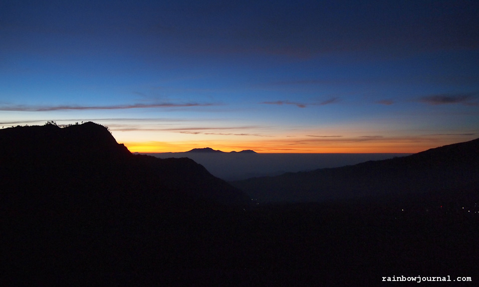 Mt Bromo Sunrise tour, Indonesia