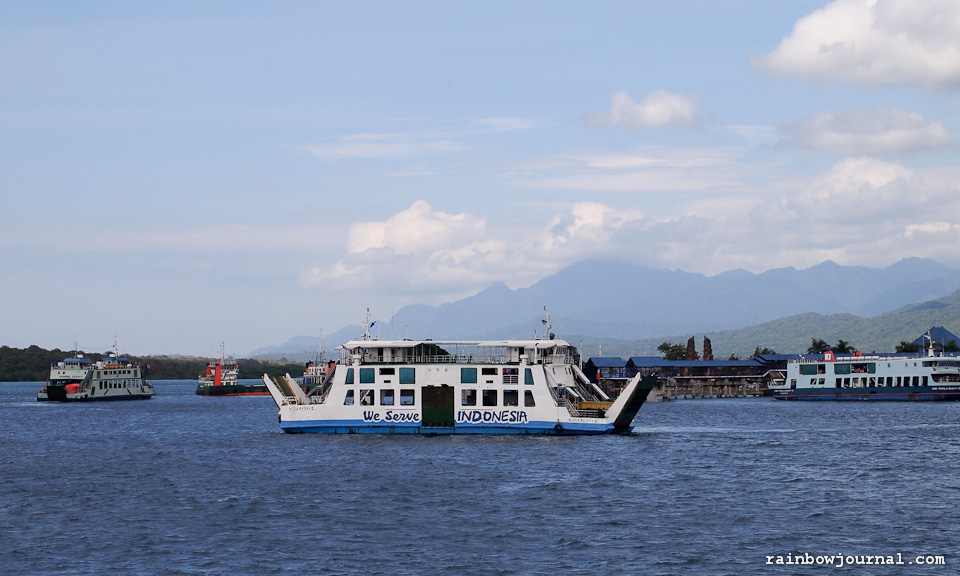 Jakarta to Bali Overland
