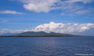 Crossing the Strait of Bali from Ketapang, Banyuwangi, Indonesia