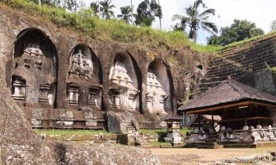 Bali Temple Run (1 of 2): Ubud's Gunung Kawi, Tirta Empul and Kopi Luwak