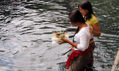 Tirta Empul is considered as one of the holiest Bali temples.