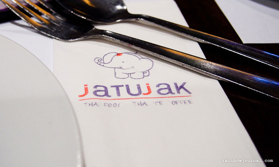 Jatujak Thai Restaurant: Food Bargain