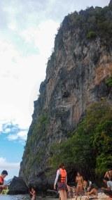 El Nido Island Hopping Tour C - Dilumacad / Helicopter Island