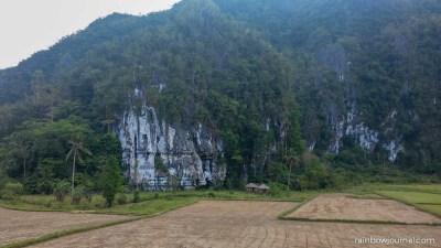Puerto Princesa Underground River Tour : Karts Mountains