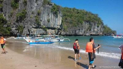 Puerto Princesa Underground River Tour - Beach to underground river