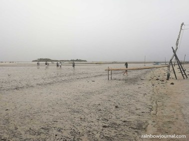 Cloudy Morning at Tondol White Sand Beach