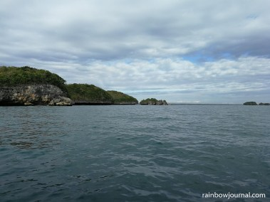 Snorkeling area near Marcos Island