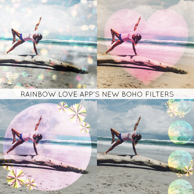 new-boho-filters-rainbow-love-app
