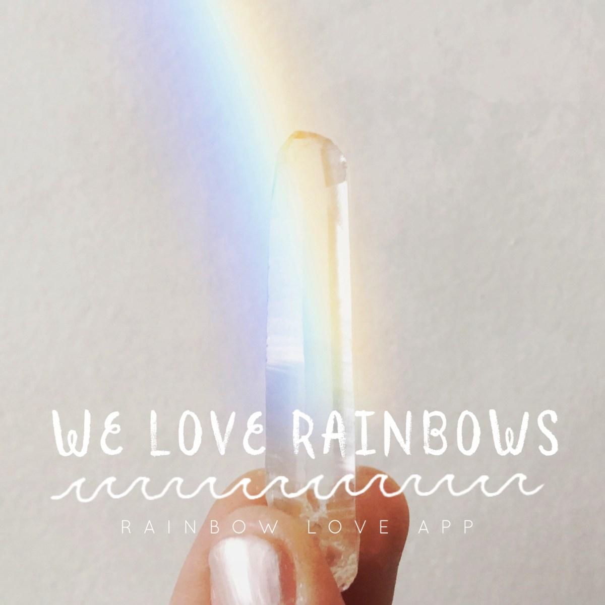 Rainbow-Love- App-Filter-Art-Text-Editor