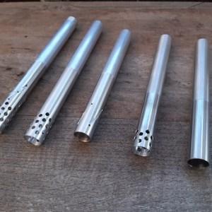Aluminium Gecko barrels