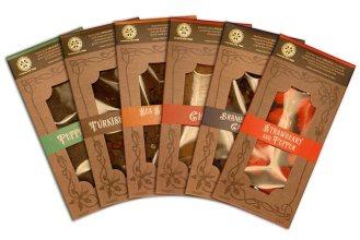 "Bought: Chocolate Tree Chocolate Where: Edinburgh grocer ""Earthy"""