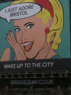 Bristol in July