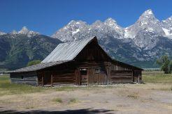Wyoming in September