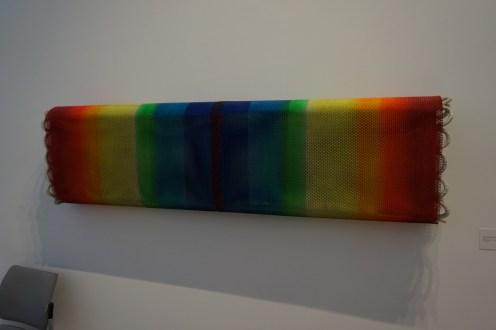 Rainbow sighting at Palais de Tokyo