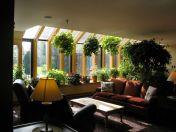 Von Trapp Lodge sun room
