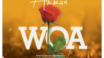 Hitz In Motion frontliner and member of the duo Ruff and Smooth, Ahkan has blessed his fans with yet another hit song he calls WOA.