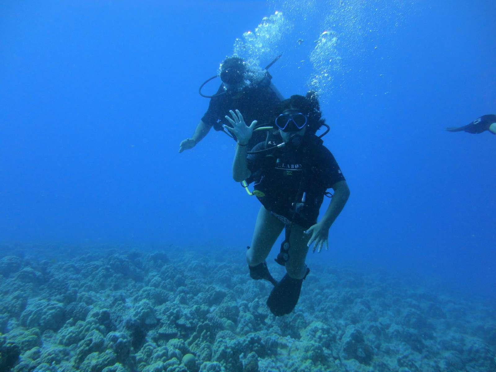 Hawaii Scuba Diving 07 07 2016