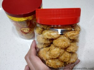 Cornflakes Cookies 2 – final product 2