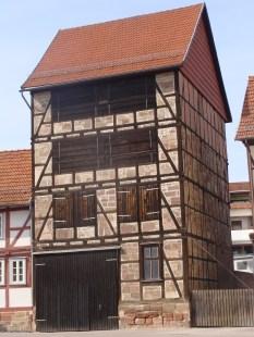 Historische Altstadt in Eschwege