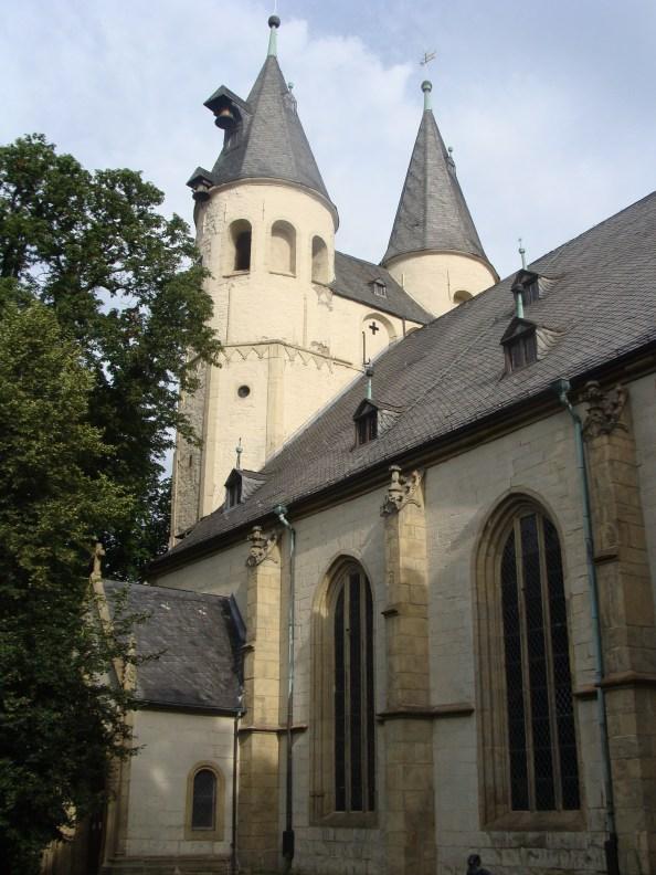 Noch einmal die Jakobikirche